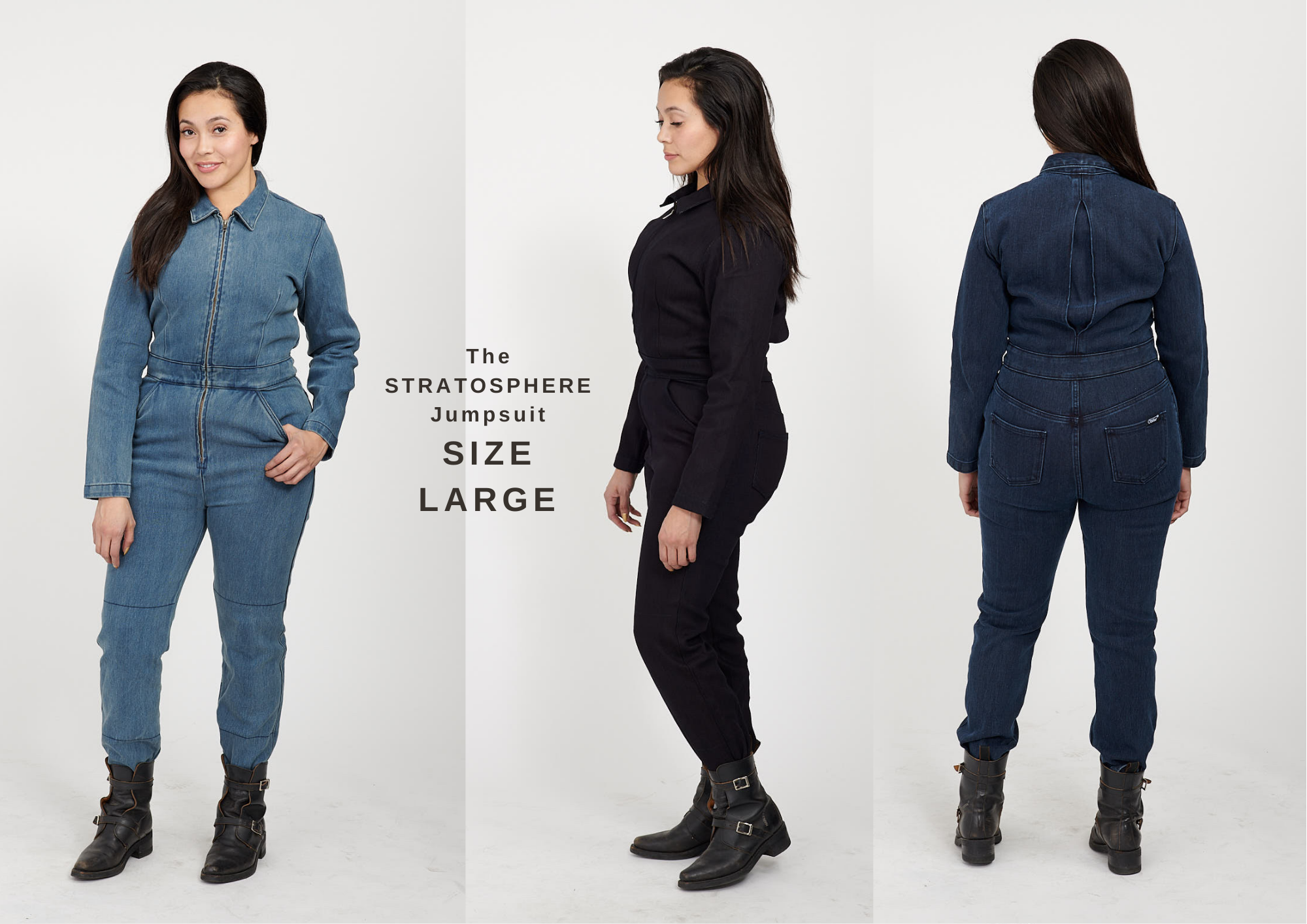The Stratosphere Jumpsuit