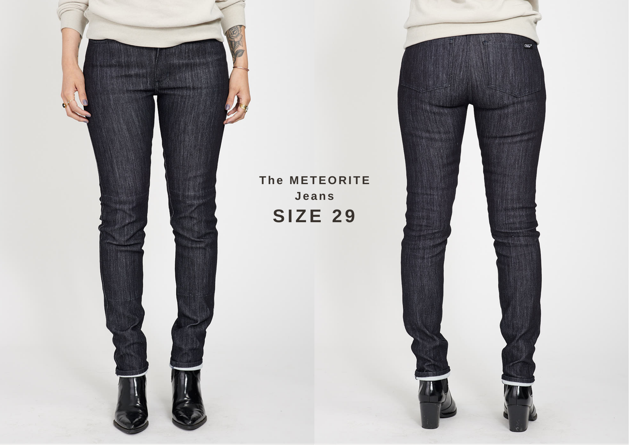 The METEORITE Jeans in size 29