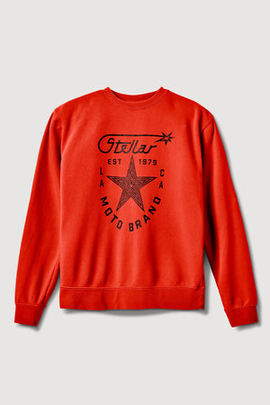 Stellar, Moto, functional art, moto gear, MOTO rally t-shirt, neckline, cotton, vintage, short sleeve, protective wear, functional fashion, motorcycle, shirt, tee, retro, fashion,  soft, airflow, resistant, strong, Starshield Ringer Tee, STAR SHIELD Sweatshirt SS, cotton