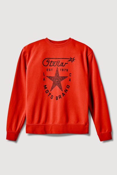 STAR SHIELD Sweatshirt  SS  / / /  3  colors