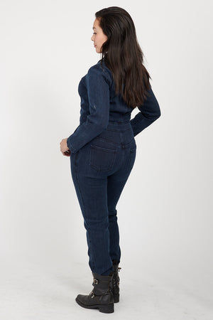 STRATOSPHERE  Dyneema Armored Jumpsuit in MIDNIGHT