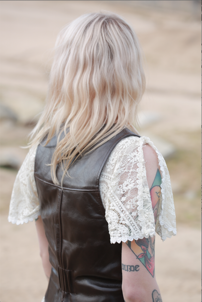 VENUS Leather Vest