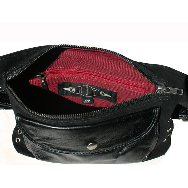 MOON Bag/ Waist Bag 4 colors