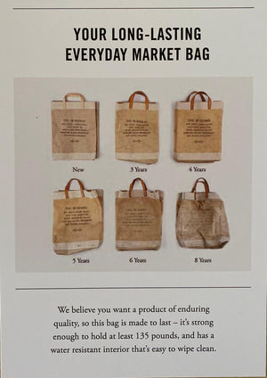 GLOBAL Market Bag