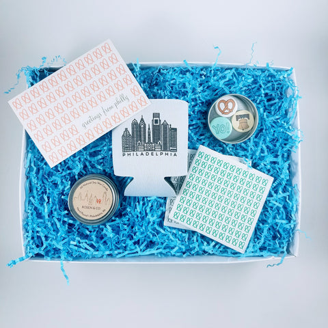 The Handmade Philly Gift Box