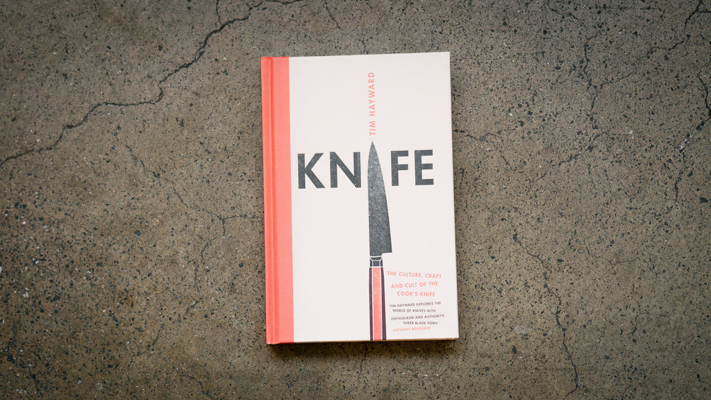 Knife: Culture, Craft and Cult of the Cook's Knife