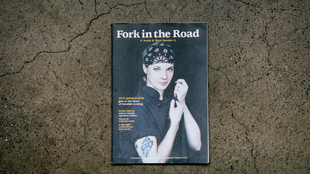 Fork in the Road: Issue 1