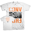 "Converge ""Under Duress"" White T-Shirt"