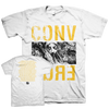 "Converge ""I Can Tell You About Pain"" White T-Shirt"