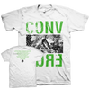 "Converge ""Murk & Marrow"" White T-Shirt"