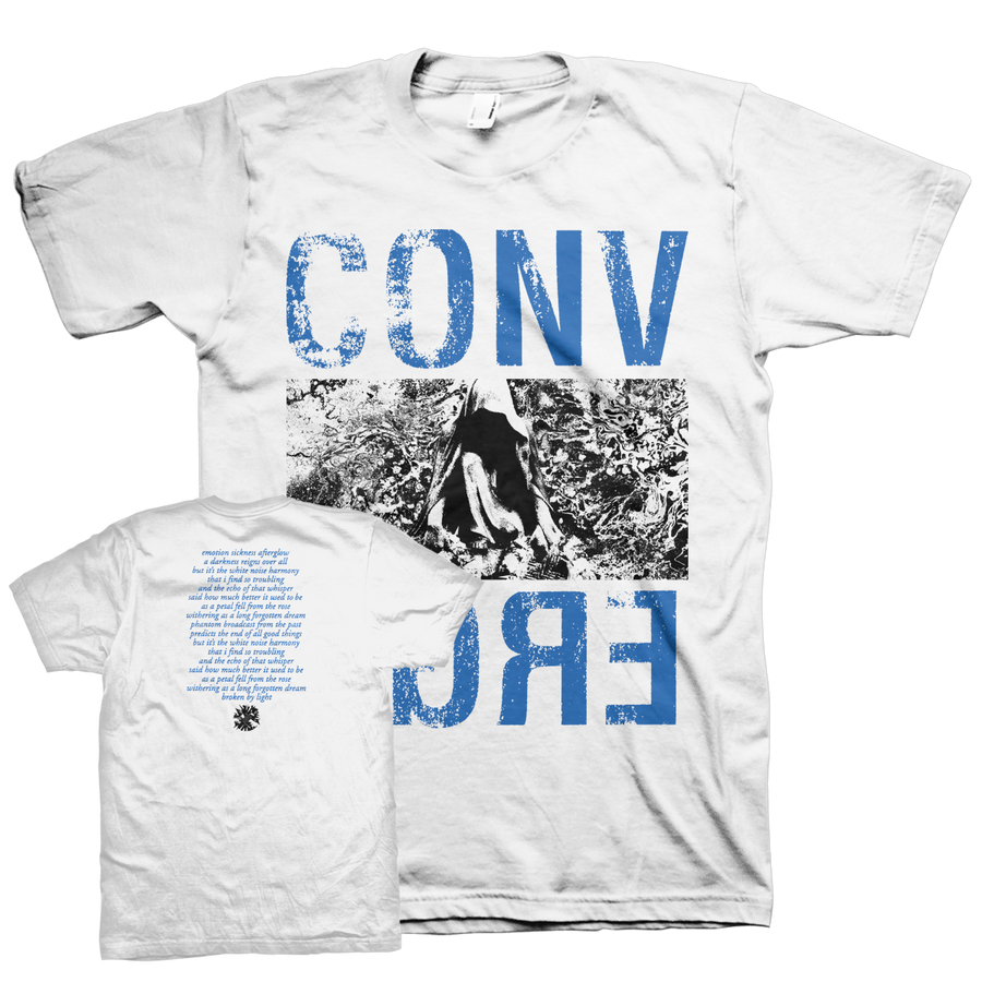 "Converge ""Broken By Light"" White T-Shirt"