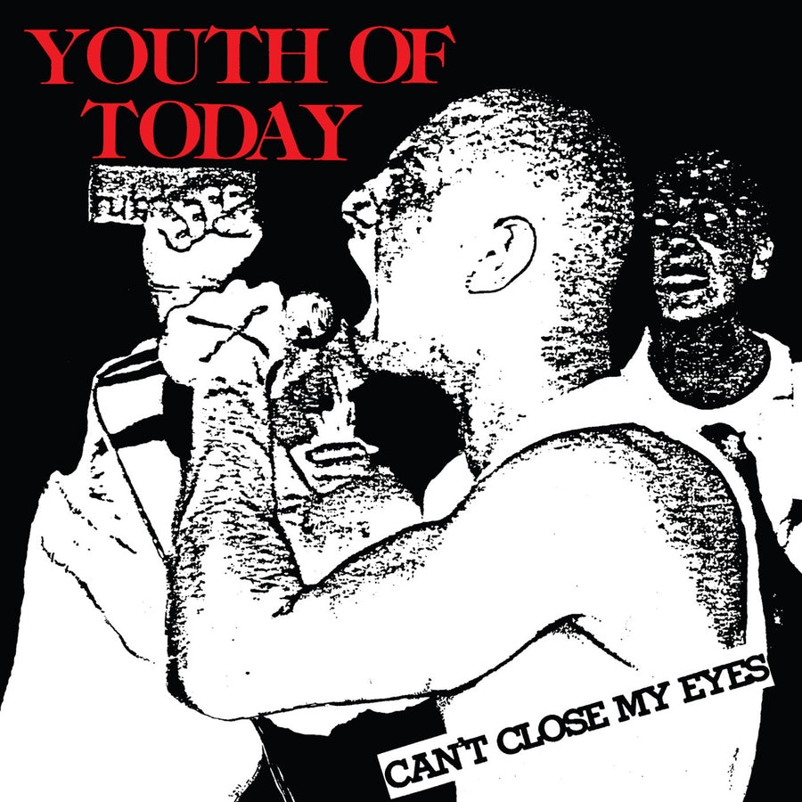 "Youth Of Today ""Can't Close My Eyes"""