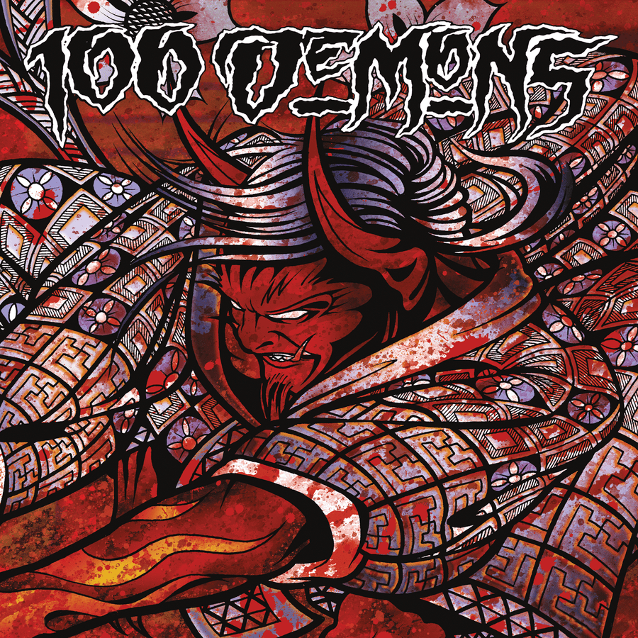 "100 Demons ""Self Titled"""