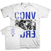 "Converge ""Cannibals"" White T-Shirt"