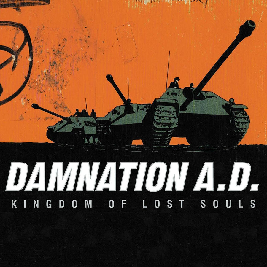 "Damnation A.D. ""Kingdom Of Lost Souls"""