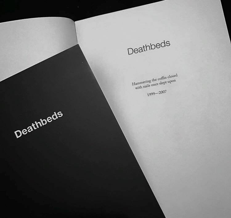 "Wesley Eisold ""Deathbeds"" Book"