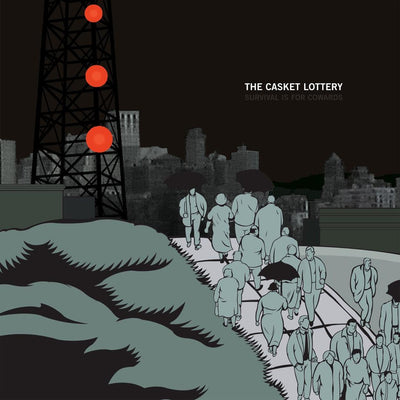 "The Casket Lottery ""Survival Is For Cowards"""