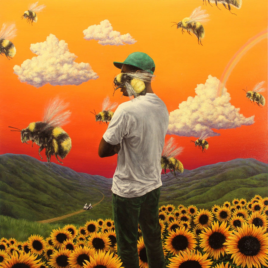"Tyler The Creator ""Flower Boy"""