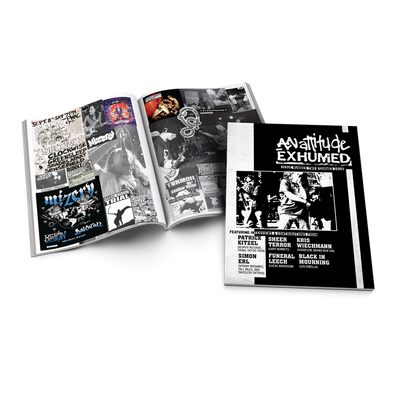 An Attitude Exhumed Fanzine - Issue 2
