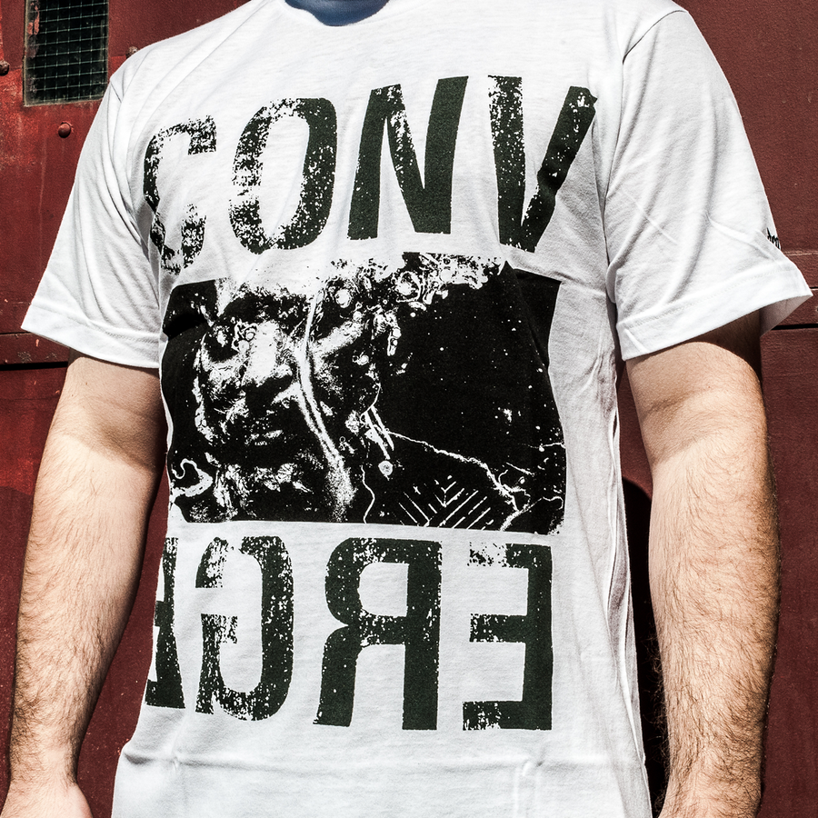 "Converge ""A Single Tear"" White T-Shirt"