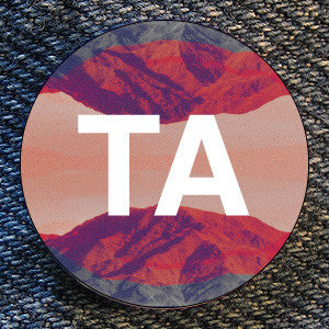 "Touche Amore ""TA Cover"" Button"