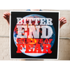 "Bitter End ""Climate Of Fear"" Giclee Print"