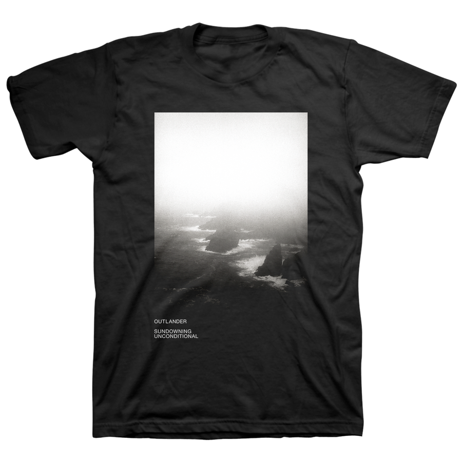 "Outlander ""Sundowning / Unconditional"" Black T-Shirt"