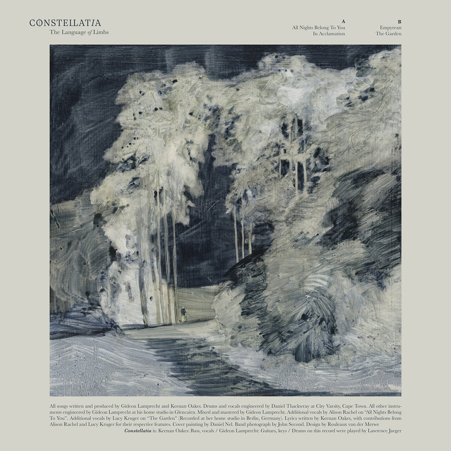 "Constellatia ""The Language Of Limbs"""