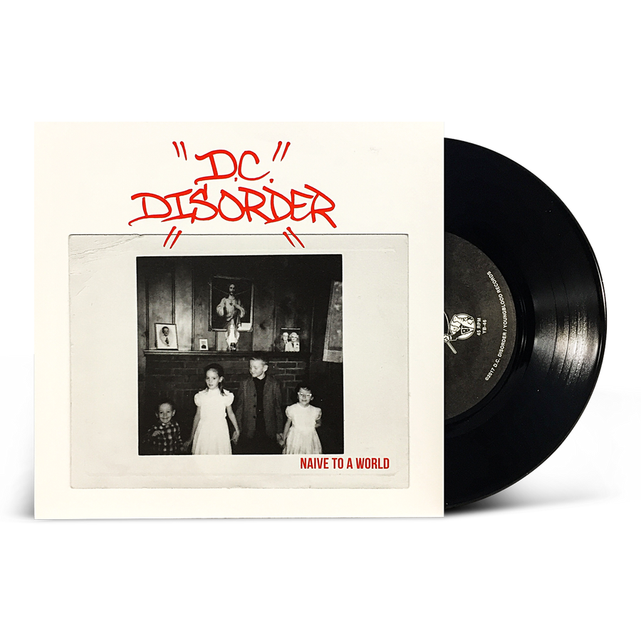 "D.C. Disorder ""Naive To A World"""
