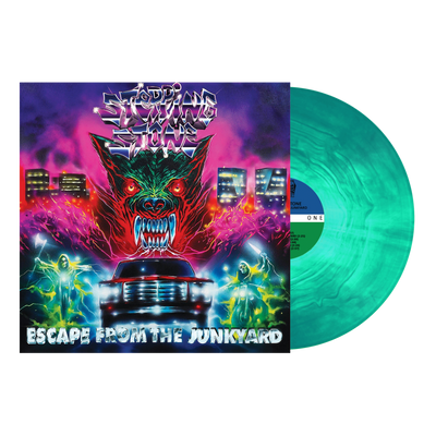 "Stepping Stone ""Escape From The Junkyard"" Test Press Bundle"
