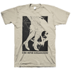 "The HIRS Collective ""Hairy Legs"" Cream T-Shirt"