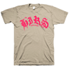 "The HIRS Collective ""Logo"" Tan T-Shirt"