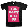 "The HIRS Collective ""You Can't Kill Us"" Black T-Shirt"