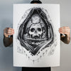 "Zac Scheinbaum ""Shrine"" Giclee Print"