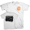 "Insist ""Here & Now"" White T-Shirt"