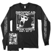 "Dropdead ""Assholes Don't Get It"" Black Longsleeve"