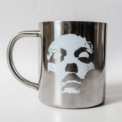 "Converge ""Jane Doe"" Chrome Mug"