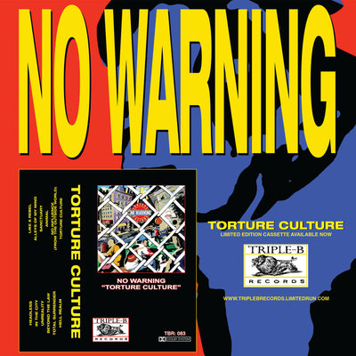 "No Warning ""Torture Culture"""