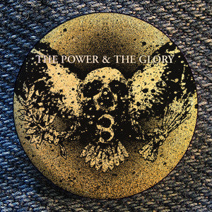 "The Power & The Glory ""Album Cover"" Button"