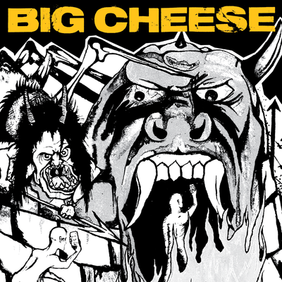 "Big Cheese ""Don't Forget To Tell The World"""