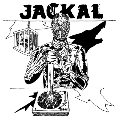 "Jackal ""Self Titled"""