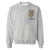 "For Pete's Sake ""North Atlantic"" Crew Neck Sweatshirt"