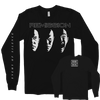 "Remission ""Enemy Of Silence"" Black Longsleeve"