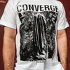 "Converge ""The Dusk In Us Cover"" White T-Shirt"