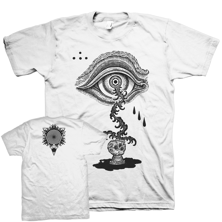 "Thomas Hooper ""Singularity Dream"" White T-Shirt"