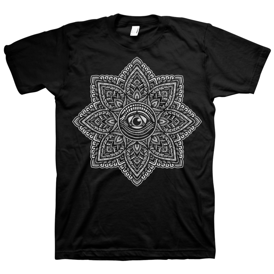 "Thomas Hooper ""Luminous Dream"" Black T-Shirt"