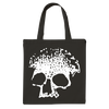 "Planes Mistaken For Stars ""Skull"" Tote Bag"