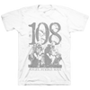 "108 ""Angel Strike Man"" White T-Shirt"