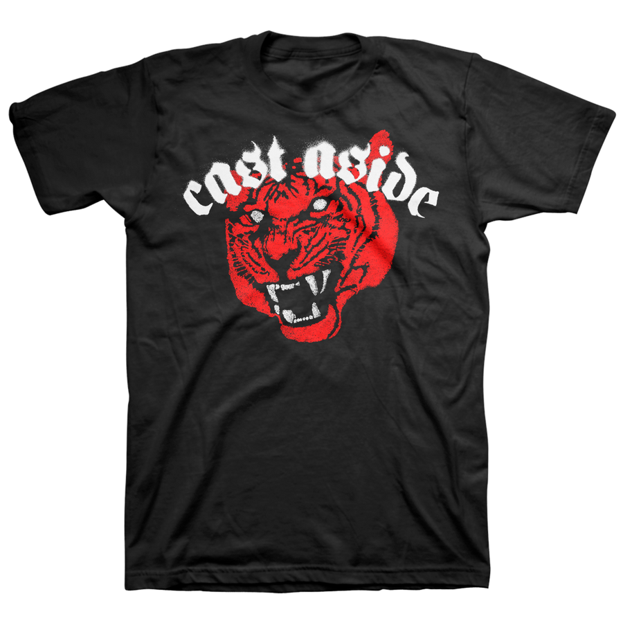 "Cast Aside ""The Struggle"" Black T-Shirt"