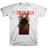 "Converge ""I'll Take My Love"" White T-Shirt"